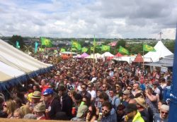 Travis-crowd-glastonbury-outside-selene-events-big-top