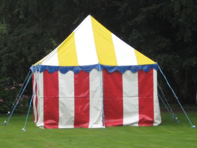 Selene Events 4-x-4m-tent