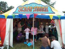 Scrapstore Tent Selene Events