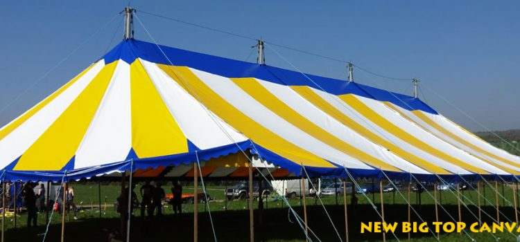 New Big Top Canvas for 2017