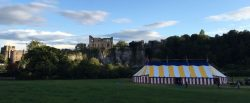 Selence Big Top Usk wide view