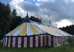 Selence Big Top in Orchard Devauden