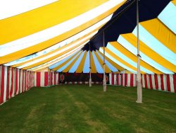 Selene Big Top Decor interior view 2