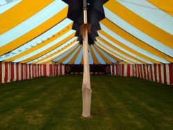 Selene Big Top Decor interior view