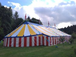 Selene Big Top in Garden 1