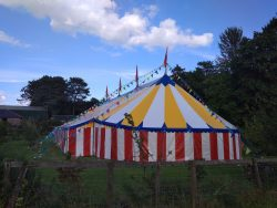 Selene Big Top in Garden 3