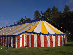 Selene Big Top in Garden 4