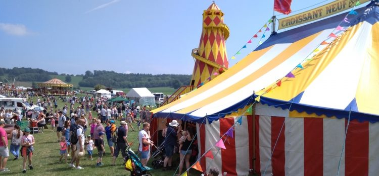 Big Top Sherborne 2018