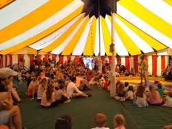Big Top Sherborne 2018 Showtime
